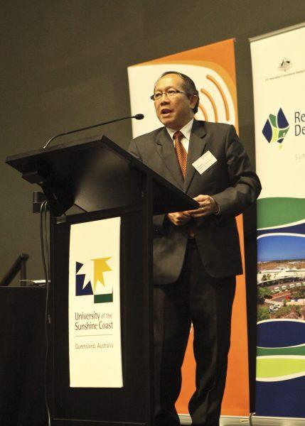 Mr Andrew Foo, Vice President Singapore Australia Business Council
