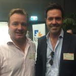 Lachlan Grantley and Brad Davies