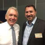 Mark McArdle MP and Andrew Powell MP
