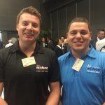 Matthew Glossop and Michael Danieluk