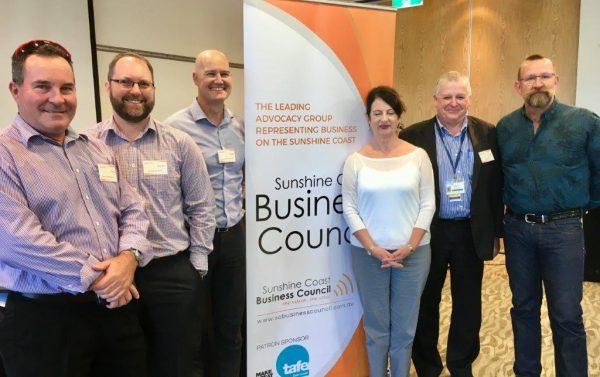 Board members Tony Vickers, Hayden Rudd, David Horne, Sandy Zubrinich, Don Maconachie and Tony Sowden