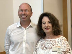 Photo of Adrian Allen, Sandy Zubrinich