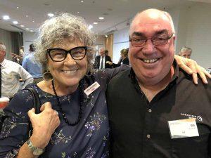 Julie McGlone & Bill Gissane