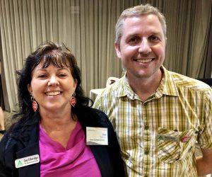 Sue Etheridge & Daniel Bryar