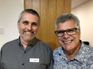 Will Wilson & Peter Pallot
